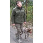 545B - Fleece Hunting Jacket