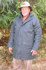 9520 - Cooma Lined Jacket