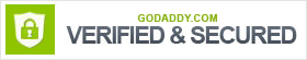 SSL provided by GoDaddy