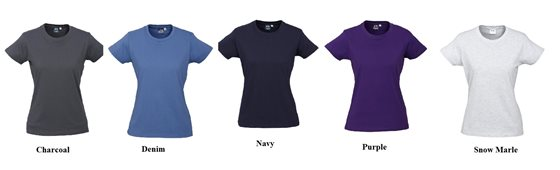 T10022 - Ladies Ice Tee
