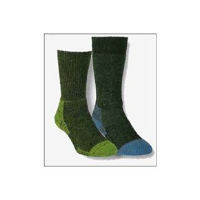 7111 - Lilydale Boot Sock - Green