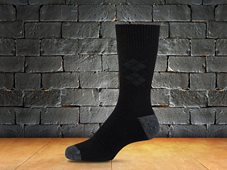 DB8469 - Mens Argyle Possum Socks