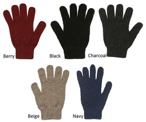 MX100 - Possum/Merino Plain Gloves