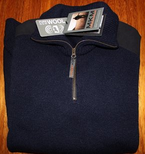 MS1742 - Yering 1/2 Zip Jumper