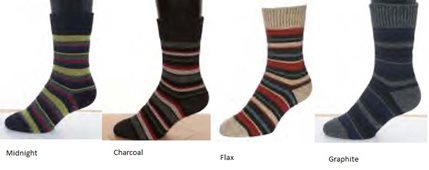 MX206 - Possum/Merino Socks